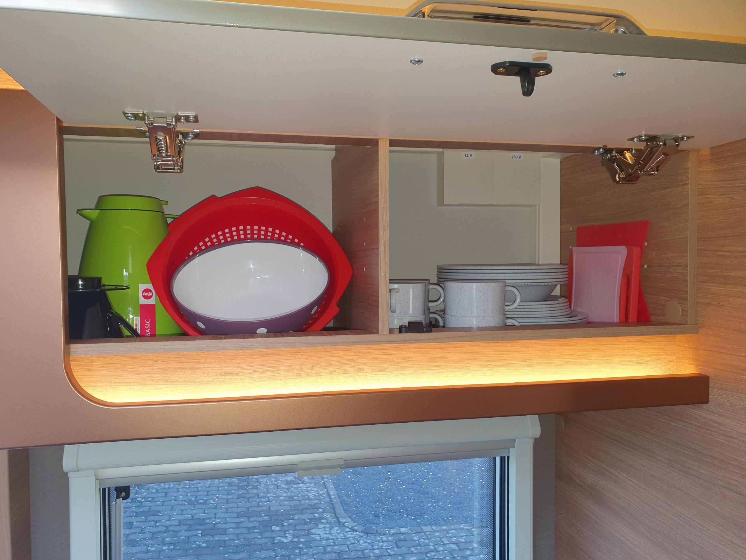 Kuchenausstattung 1 Camping Reddemann Camping Reddemann